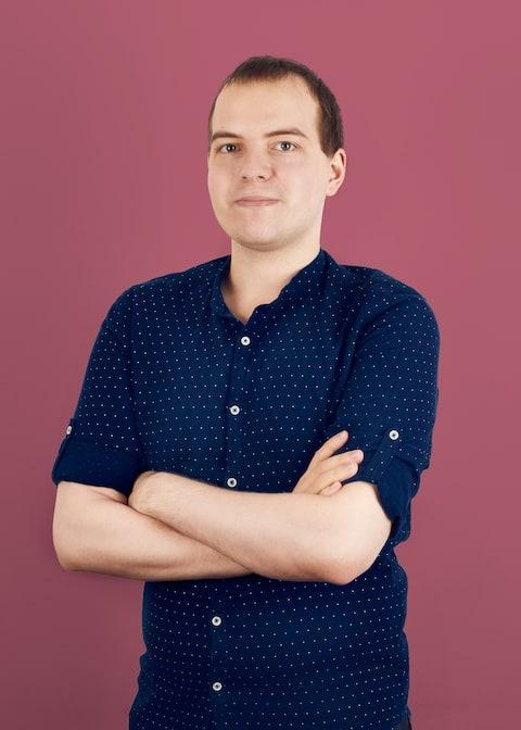Andrey Kozlovskiy Portrait