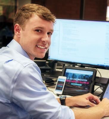 Portrait of Codeable expert Nathan Reimnitz