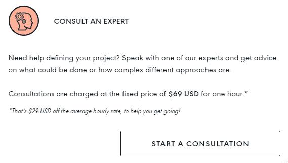 start a consultation