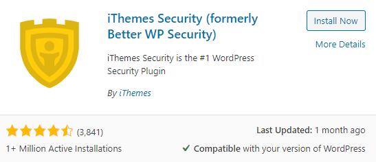 Example of security plugin