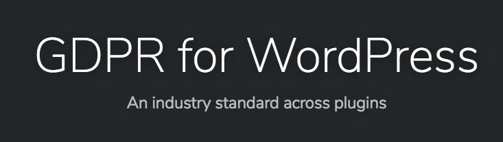 gdprwp standards initiative