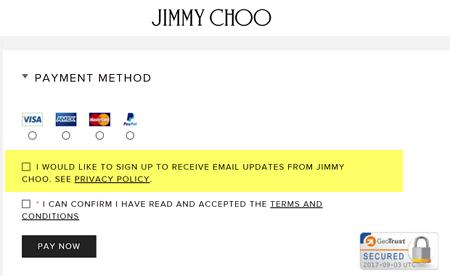 JimmyChoo-Checkout-Email